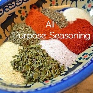 All Purpose Seasoning Mix from Cosmopolitan Cornbread