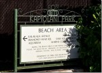 Kapiolani Beach, Waikiki