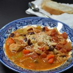 Winter Chicken Stew