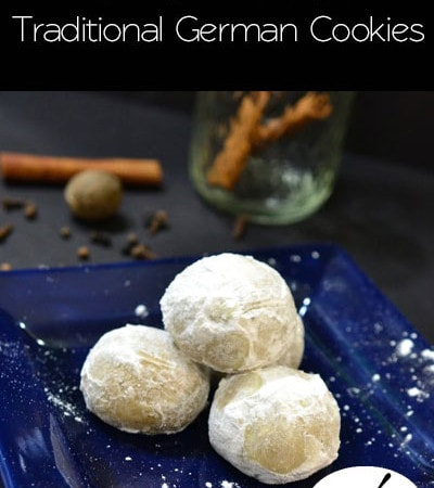 "Pfeffernussen – German ""Pepper Nut"" Cookies"