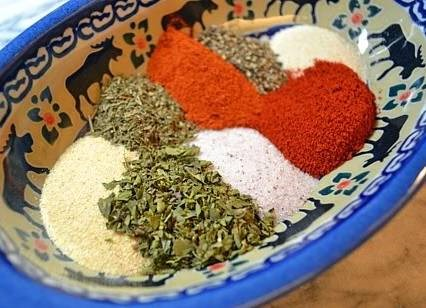 Homemade All-Purpose Seasoning