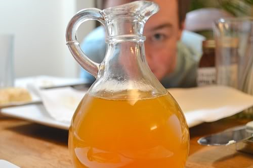 Fresh Orange Syrup