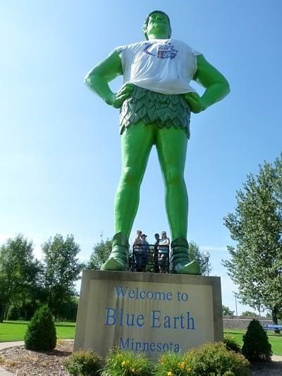 PCS Day 5  –  Destination: Mitchell, South Dakota