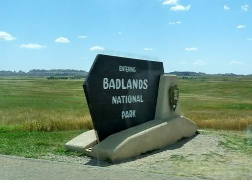PCS: Our Other Destination: The Badlands, South Dakota