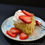 Strawberry Shortcake for a Sweetheart's #SundaySupper