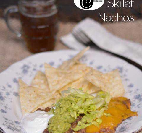 Quick Skillet Nachos | #WeekdaySupper