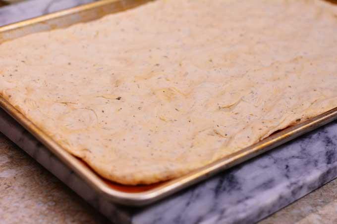 Delicious Homemade Pan Pizza from Cosmopolitan Cornbread