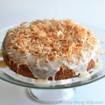 Coconut Rum Cake–Oh. Yes. | #SundaySupper