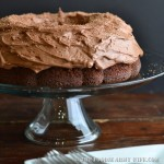 "The Good ""Chocolat"" Cake for a Cinematically Inspired #SundaySupper"