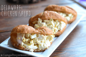 Delaware Chicken Salad from Cosmopolitan Cornbread