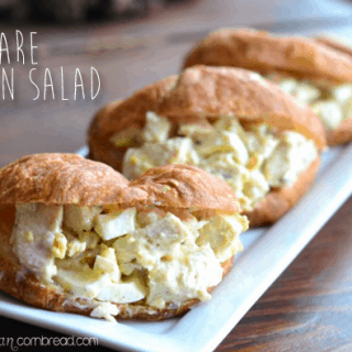 Delaware Chicken Salad from Cosmopolitan Cornbread