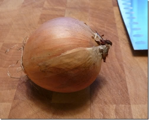 Cooking 101: How to Chop an Onion