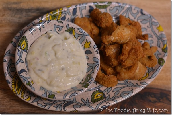 How to make Homemade Tartar Sauce from Cosmopolitan Cornbread