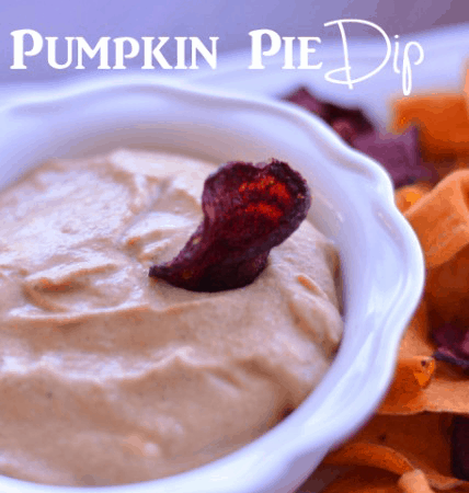 Pumpkin Pie Dip from Cosmopolitan Cornbread