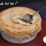 Personal Steak Pot Pies