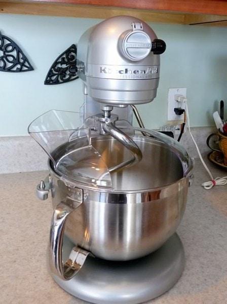 A Tale of Two Mixers - Bosch & Kitchen Aid | Cosmopolitan Cornbread