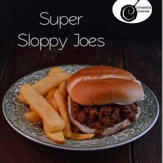 Super Sloppy Joes from Cosmopolitan Cornbread