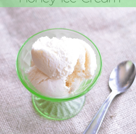 Beautifully simple and delicate ice cream you can make at home. Get this and over 40 more recipes that use 5 ingredients or less.