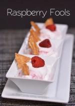 Raspberry Fools | #SundaySupper