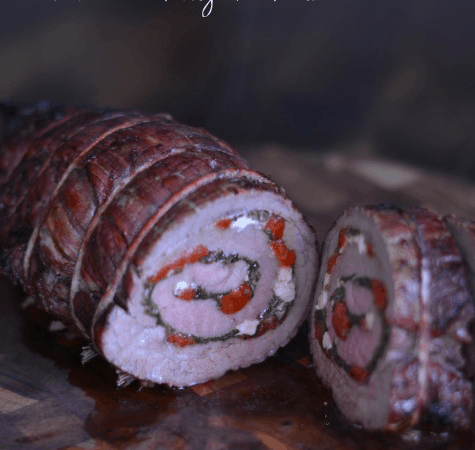 Stuffed Flank Steak with Butterfly Tutorial