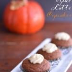 Pumpkin Spice Latte Cupcakes   #SundaySupper #Squashfest