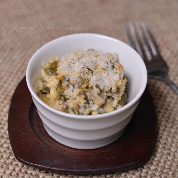 Green Bean Casserole from Cosmopolitan Cornbread