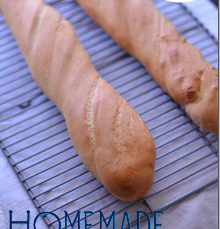 Simple Homemade French Bread