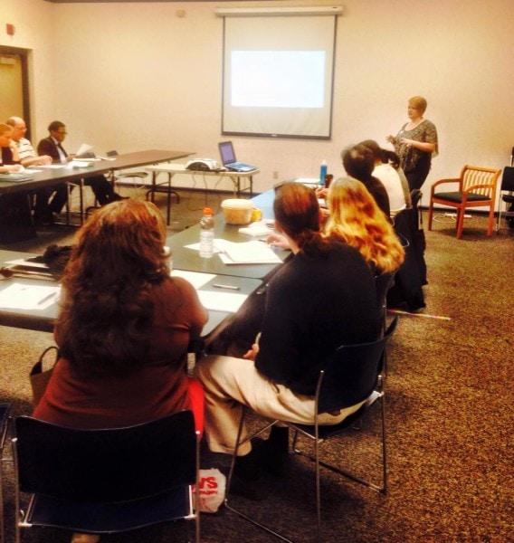 Giving a Blogger Workshop