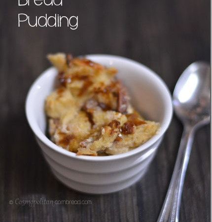 Butterscotch Bread Pudding | Captivating Casserole Recipes