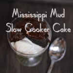 Mississippi Mud Slow Cooker Cake