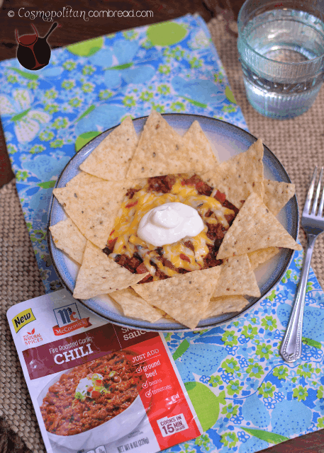 Chili Cheese Nachoes from Cosmopolitan Cornbread