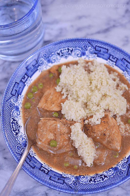 Garam Masala Chicken Stew from Cosmopolitan Cornbread