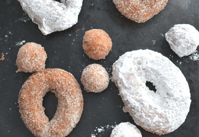 Homemade Doughnuts | Retro Recipes
