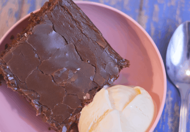 Double Chocolate Fudge Cola Cake