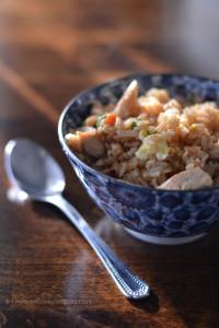 Chicken Fried Rice from Cosmopolitan Cornbread