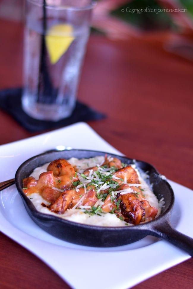 Grille 29 in Huntsville, Alabama | Cosmopolitan Cornbread