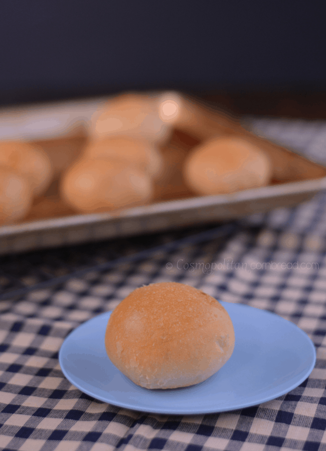 Homemade Brotchen | #SundaySupper