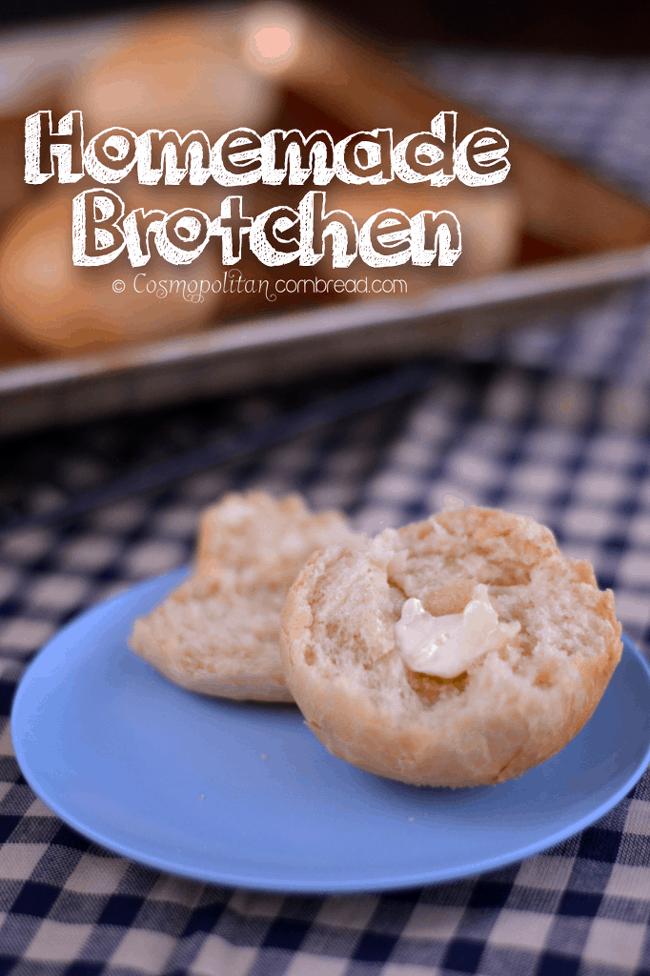 How to make Homemade Brotchen from Cosmopolitan Cornbread