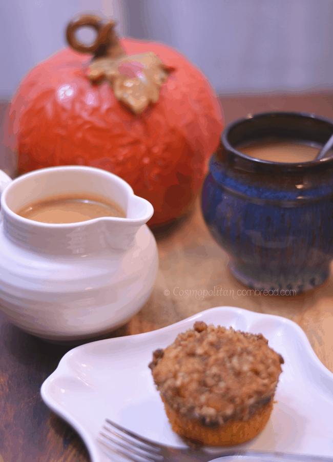Homemade Pumpkin Spice Latte Creamer