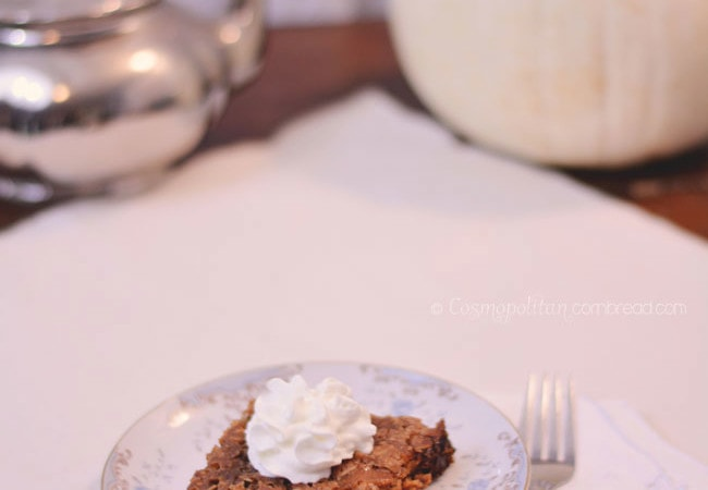 Pumpkin Crisp | Fabulous Fall Recipes
