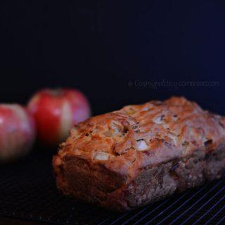 Chunky Bacon & Apple Cheddar Bread