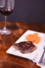 Steak Chevillot and Salade de carottes râpées | #WeekdaySupper