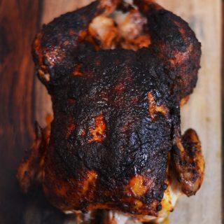 Smoked Paprika Roasted Chicken
