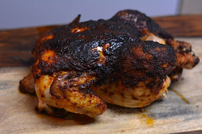 How to make Smoked Paprika Roasted Chicken - from Cosmopolitan ...