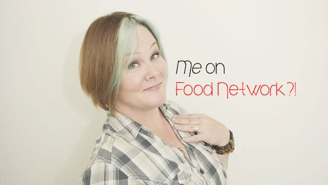 Me…On Food Network!?