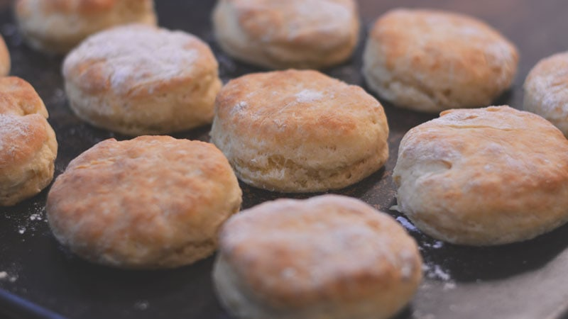 Baking Soda Biscuits