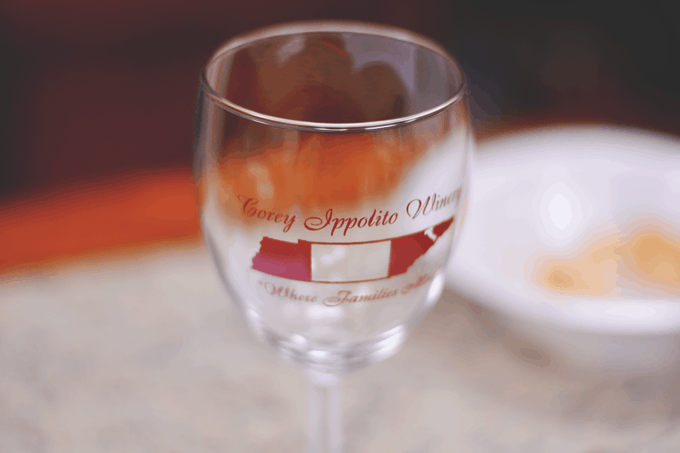 Corey Ippolito Winery   Cosmopolitan Cornbread