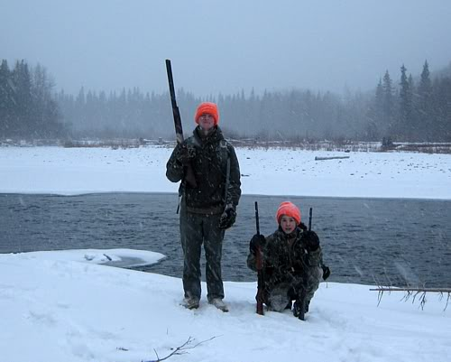 Alaskan Hunter Men