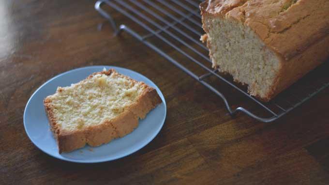 Coconut Pound Cake | Crazy for Coconut Recipes