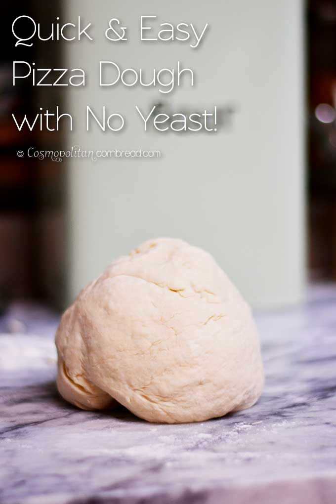 Quick Easy Pizza Crust That Takes No Yeast Get The Recipe From Cosmopolitan Cornbread